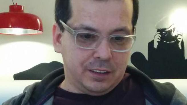 Ricardo Galli, cofundador de Menéame.