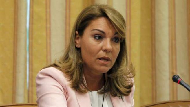 Susana Camarero, Secretaria de Estado de Servicios Sociales e Igualdad.