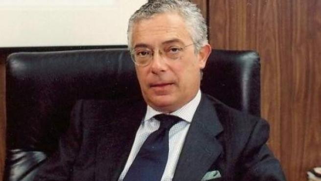 Luis Delso, presidente de Isolux Corsán