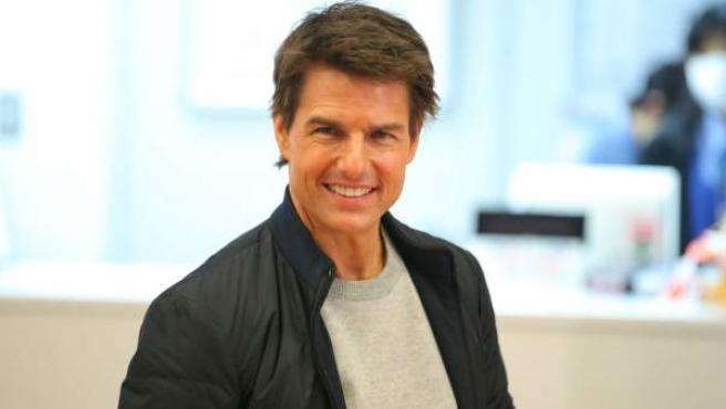 El actor Tom Cruise en una imagen de archivo.