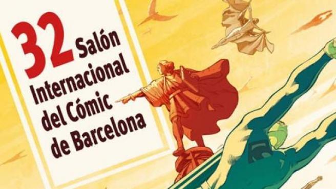 Salón Internacional del Cómic de Barcelona 2014.