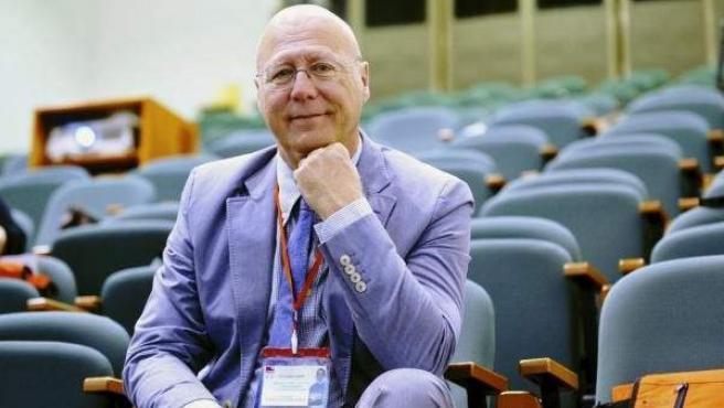 Guy Haug, experto internacional en Educación Superior.