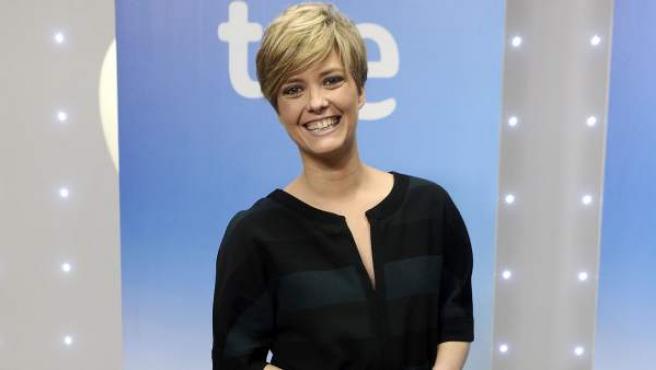 La periodista y presentadora María Casado.