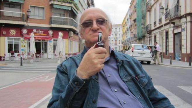 Petros Márkaris en VLC Negra