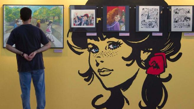 Muere Purita Campos, dibujante que creó la histórica serie 'Esther y su mundo'