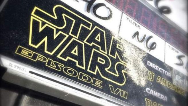 Primera imagen de 'Star Wars VII'.