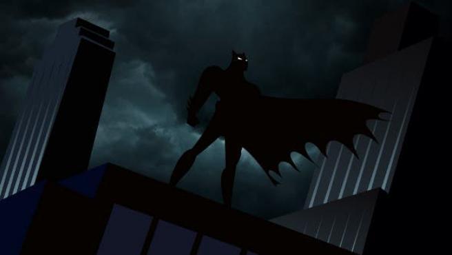 Vídeo del día: La intro de 'Batman: The Animated Series' en imagen real