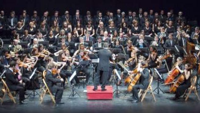 La Orquesta Reino de Aragón participa en el Festival Internacional 'Riva del Gar