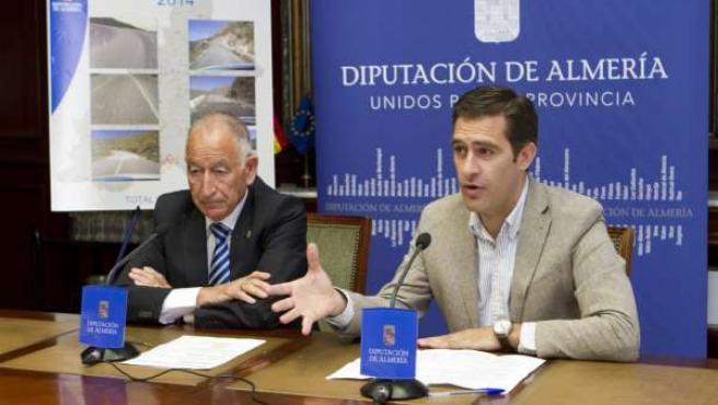 La Diputación de Almería es la más inversora de Andalucía según el Ceacop