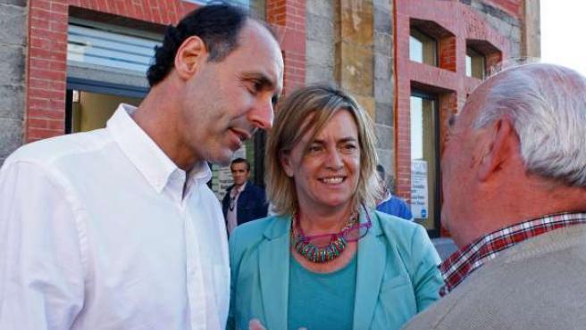 Ignacio Diego y María Luisa Peón