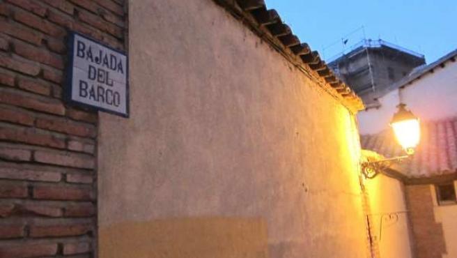 Calle Bajada del Barco