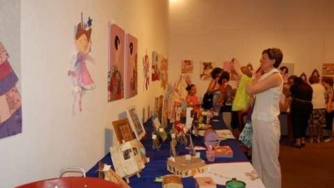Exposición en Alcalá