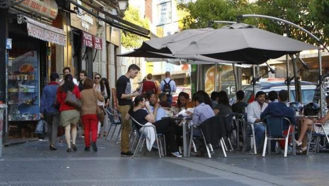 La Policía Prevé Controlar Más Las Terrazas De Madrid Este