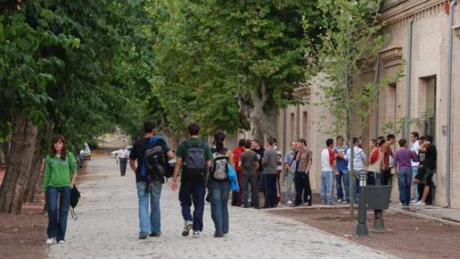 Campus Fábrica De Armas, Toledo, Alumnos
