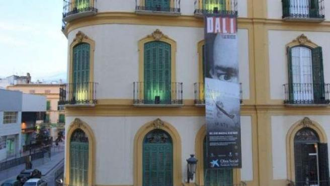 Fundación Picasso-Casa Natal en Málaga