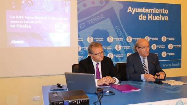 Acuerdo entre el Ayuntamiento de Huelva y Ono.