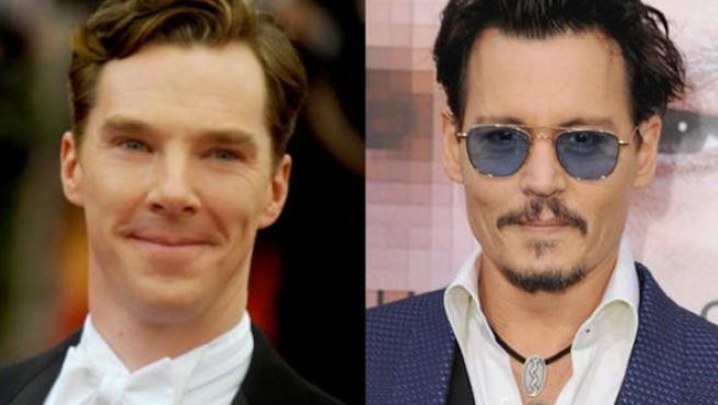 Johnny Depp y Benedict Cumberbatch son hermanos en 'Black Mass'