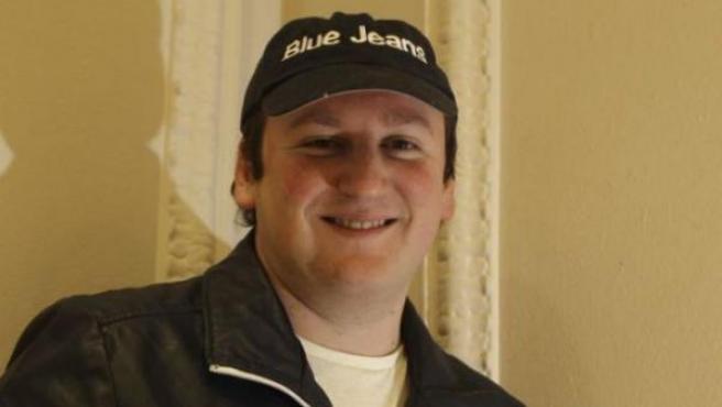 El escritor Blue Jeans