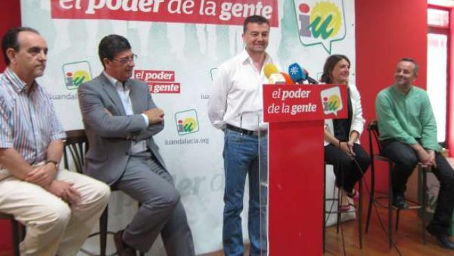 Maíllo, Valderas, Cortés, Rodríguez y Castro