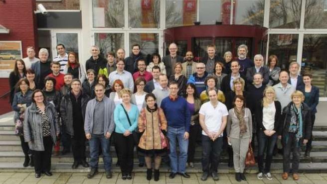Reunión de los socios del proyecto Biocomes