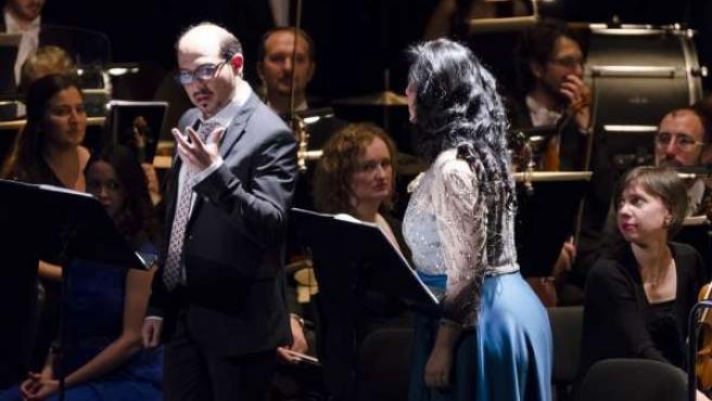 Zarzuela Luisa Fernanda en el Festival Ibérico de Música de Badajoz