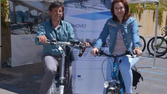 Reto Europeo en Bici