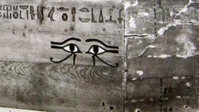 Ataúd egipcio
