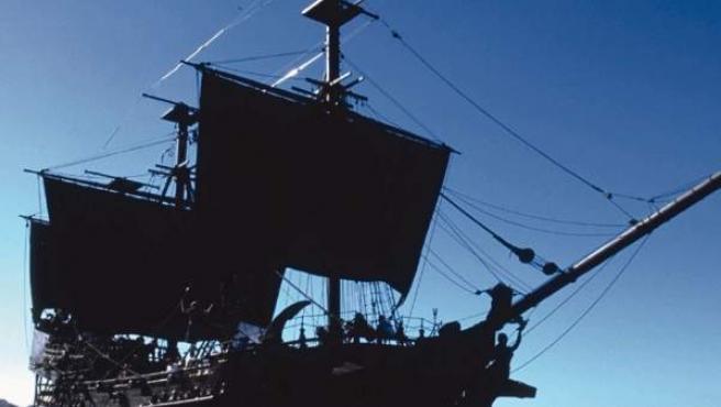 La Perla Negra en 'Piratas del Caribe'.