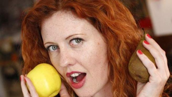 La sexbloguera Venus O'Hara