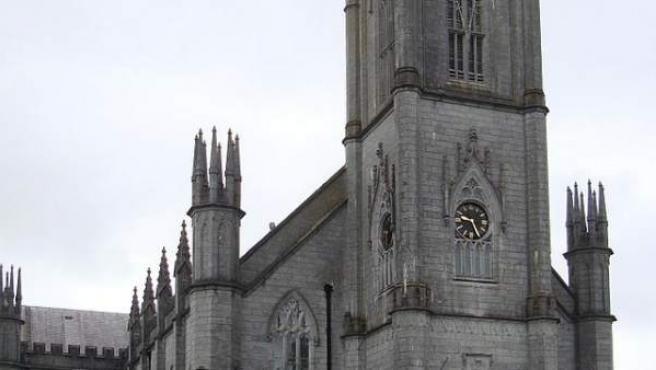 Catedral de Tuam en Galway, Irlanda.