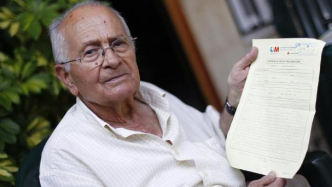 Un paciente de 81 años con ictus pasa cinco noches en urgencias a la espera de una habitación.