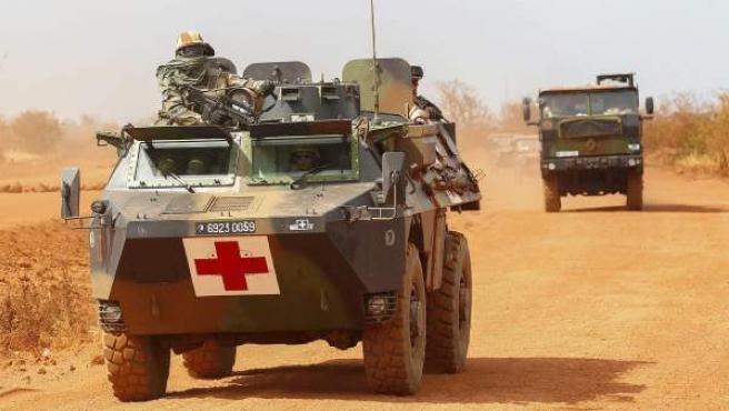 Fuerzas francesas y malienses continúan su avance hacia el norte de Mali.