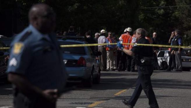 El tiroteo tuvo lugar en la Universidad Seattle Pacific del estado de Washington.