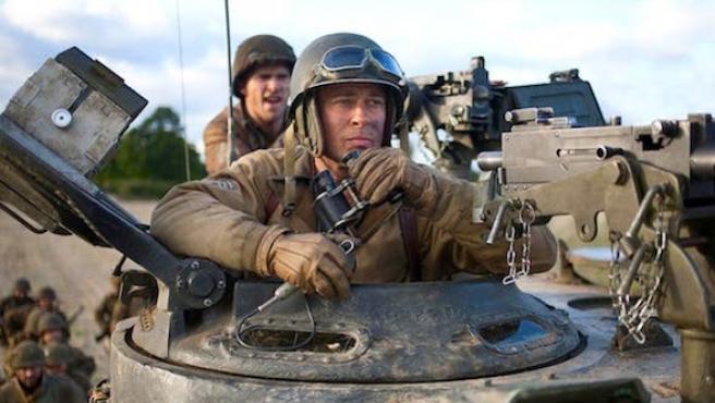 Primer vistazo a 'Fury': Brad Pitt en la Segunda Guerra Mundial