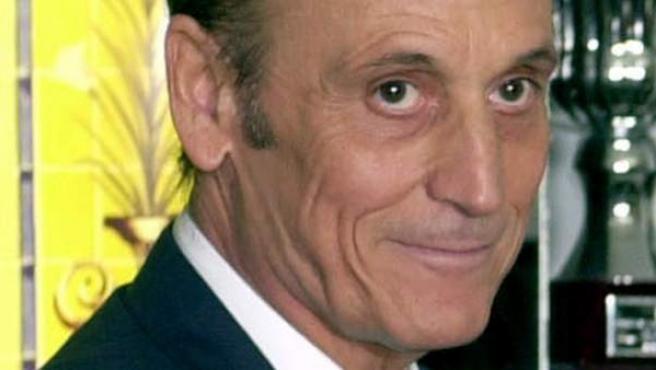 El expresidente del Betis, Manuel Ruiz de Lopera, en una imagen de archivo.
