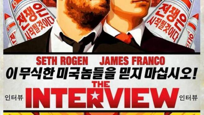 Tráiler y póster de 'The Interview' - James Franco y Seth Rogen, asesinos en Corea del Norte