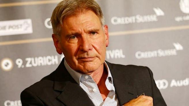 Harrison Ford sufre un accidente durante el rodaje de 'Star Wars: Episode VII'
