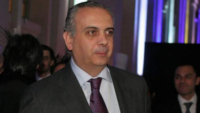 José Luis Sáez, presidente de la FEB.