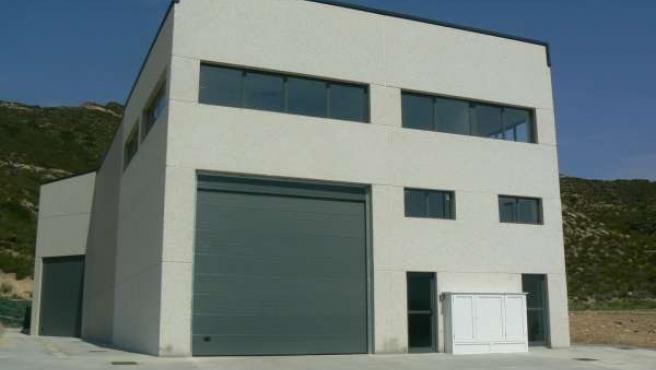 Centro emprendedores de Mequinenza.