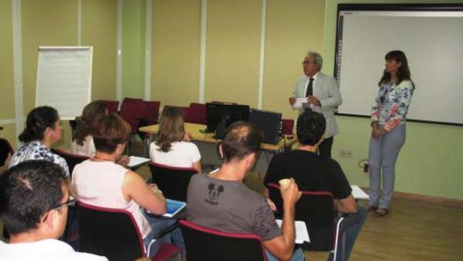 Inauguración de curso sobre Formación en Interculturalidad