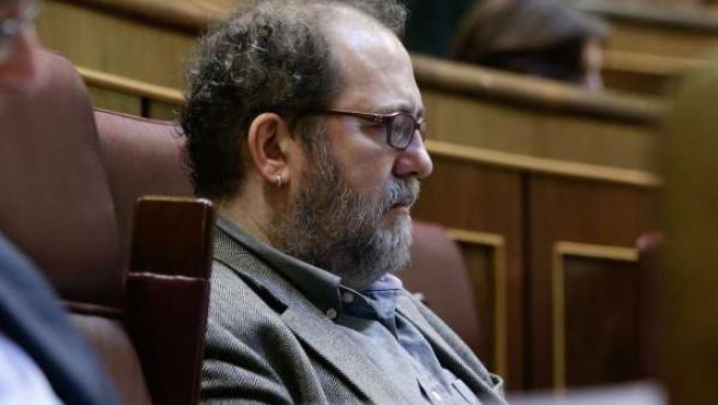 Chesús Yuste, diputado de Chunta Aragonesista