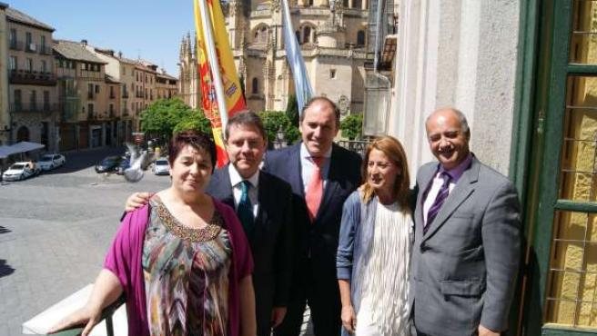 Alcaldes del GCPHE