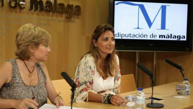 Ana Mata Diputación Málaga Concepción Travesedo UNED inglés