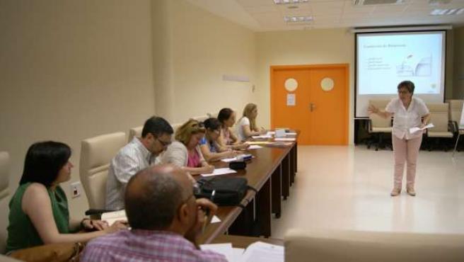 Curso para profesores organizado por la Universidad de Jaén (UJA)