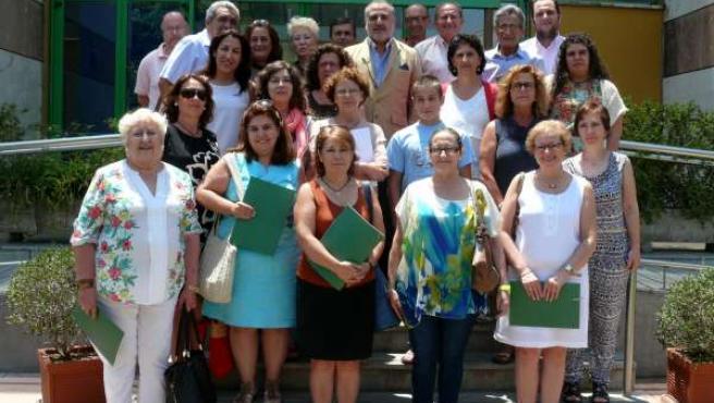 Entidades que traerán a niños de otros países a Andalucía en acogida
