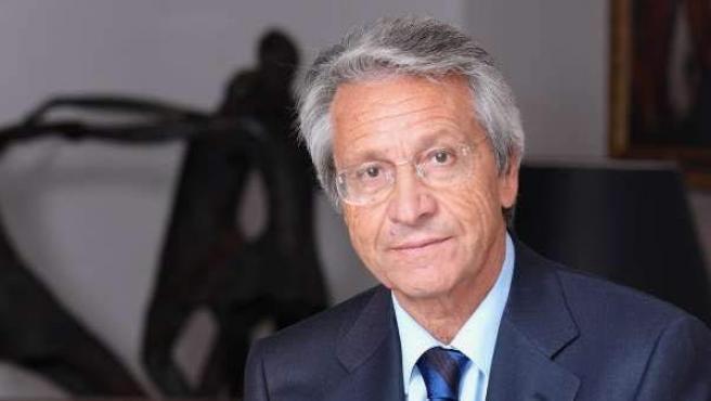 El expresidente de Caixanova y de NovaCaixaGalicia, Julio Fernández Gayoso.