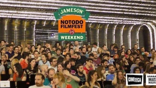 JamesonNotodofilmfest Weekend: 100 horas de cine y series
