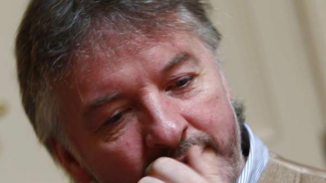 John Connolly, durante la entrevista con '20 Minutos'