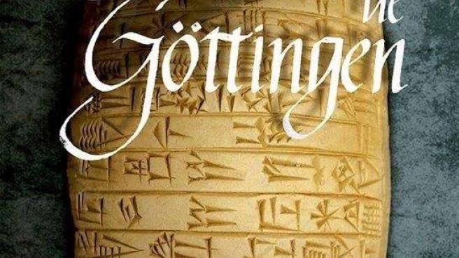 Portada del libro ?El archivo de Gottingem?