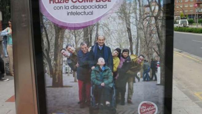 """La """"complicidad"""" vuelve a las calles de Logroño"""